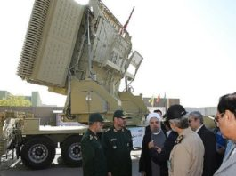 Iran successfully tests homemade Air Defence System
