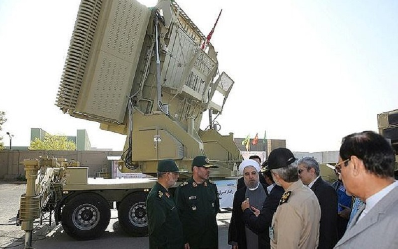 Iran successfully tests surface-to-air missile system