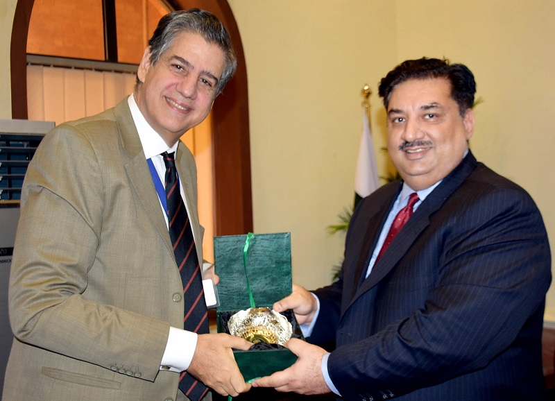 Pakistan-Italy cooperation