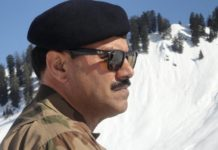We shall never forget Maj Gen Sanaullah Khan