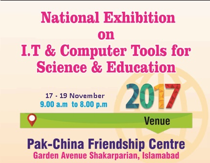 PASTIC organizes 'National Exhibition on IT, Computer Tools for Science and Education'