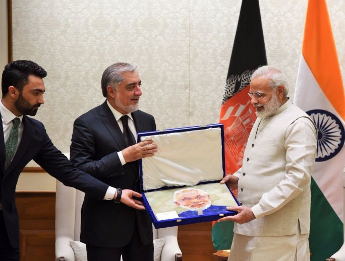 India will provide training to Afghan policemen