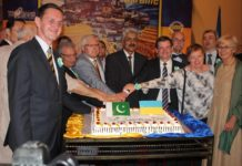 Ukraine Embassy in Islamabad celebrates Independence Day