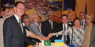 Ukraine Embassy in Islamabad celebrates Independence Day