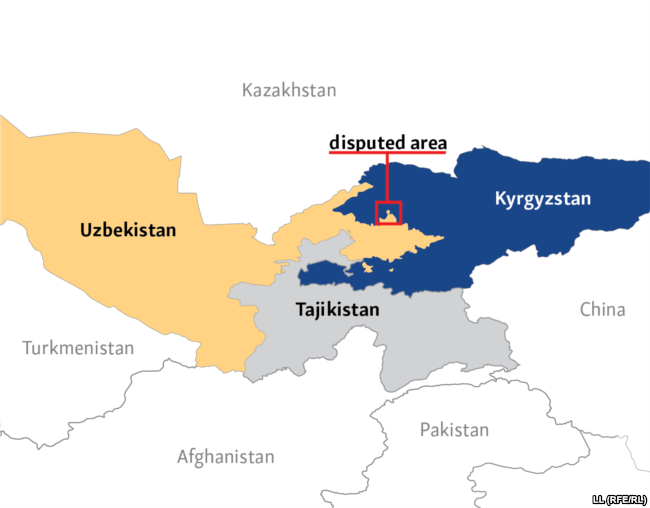 Historic conflicts resolve in Central Asia as Uzbek-Kyrgyz border issue about to decide