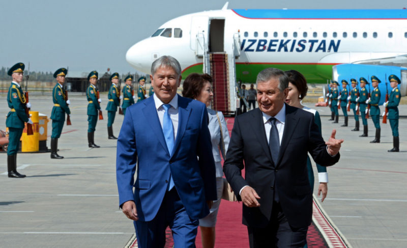 Diplomacy of President Shavkat Mirziyoyev: A new Central Asia emerging