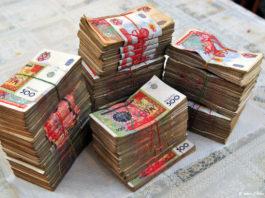 Uzbekistani Som devalues by 92 percent