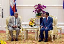 Rabbani stresses enhancement of Pakistan-Cambodia economic, trade ties