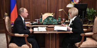 Electoral reforms underway in Russia