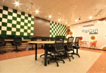 POPCORN STUDIO: PAKISTAN'S LARGEST CO-WORKING NETWORK