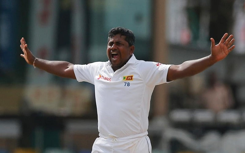Herath's 400th Test wicket seals dramatic Sri Lanka win