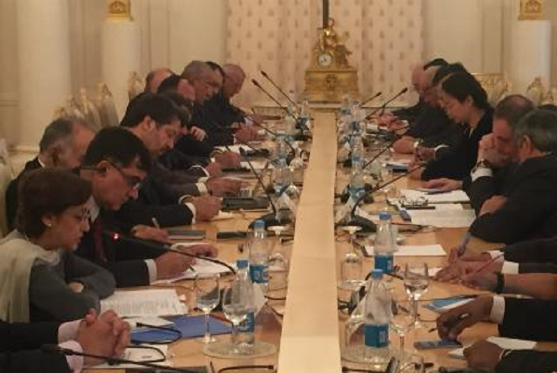 SCO Contact Group meeting in Moscow expressed  concerns over relocation of Daesh in Afghanistan