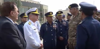 Multinational Air Force exercise in progress at PAF Base Mushaf Sargodha