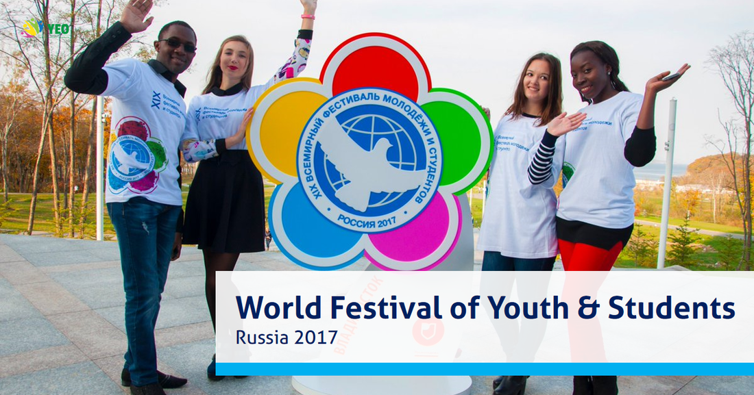 WFYS 2017 Curtain Raiser of XIX World Festival of Youth and Students 2017