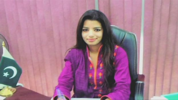 Pakistani journalist Zeenat Shahzadi recovered after two years in captivity