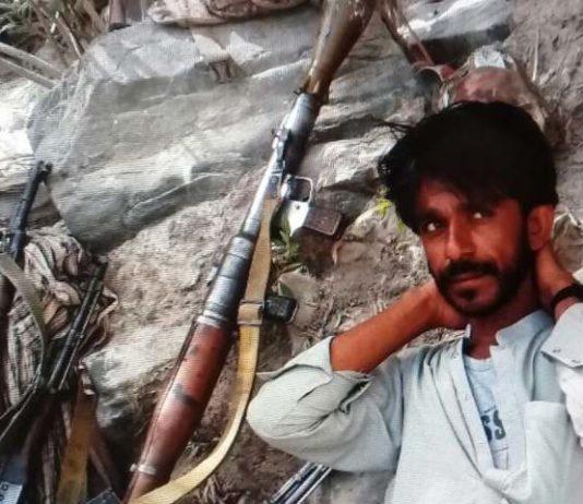Top BLF commander killed in Turbat: ISPR