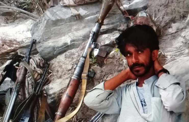 Top BLF commander killed in Turbat: ISPR