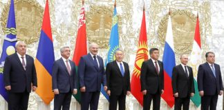 CSTO Summit in Minks discussed issue of Afghan civil war