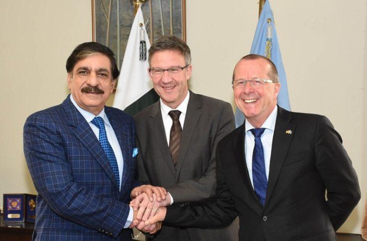 Pak-India engagement must for regional peace, stability: General Janjua