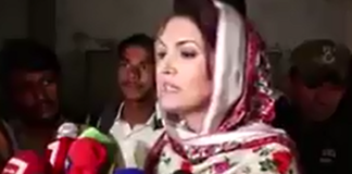 Reham Khan says she will stand with girl who was abused in Dera Ismail Khan