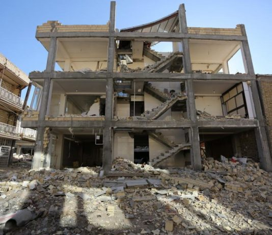Pakistan condoles with Iran over earthquake causalities