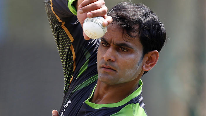 ICC bars Muhammad Hafeez from bowling in International cricket