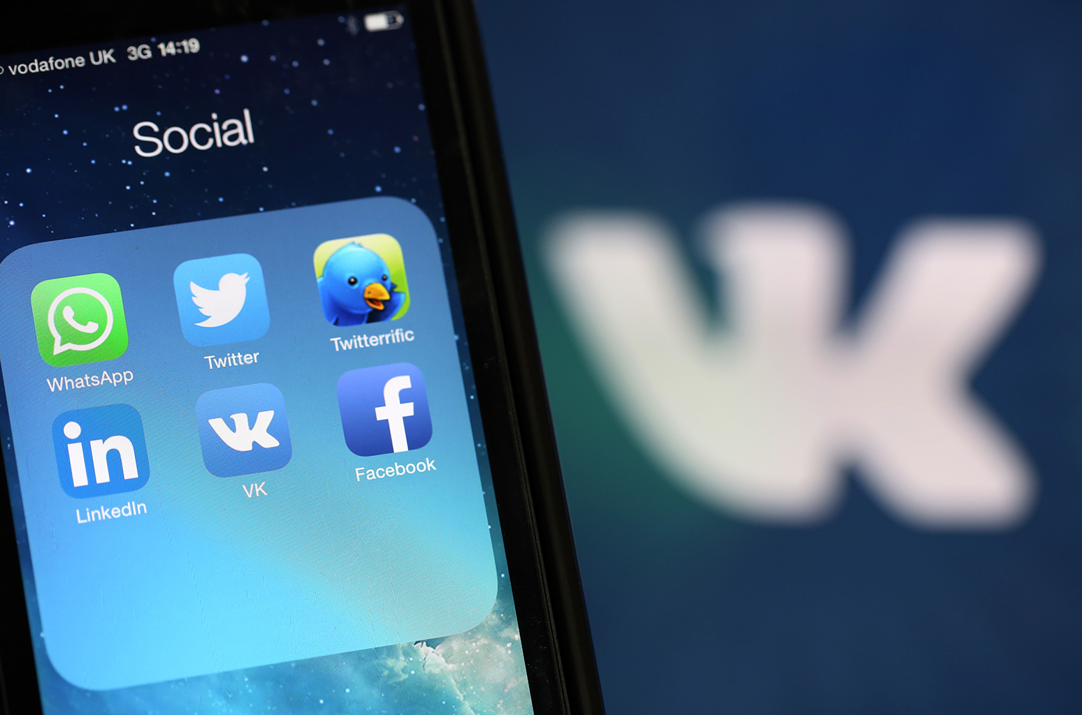 VKontakte, Blue Whale, india