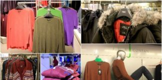 Chilly weather force citizens to buy winter stuff