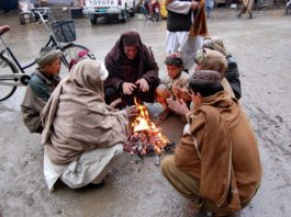 Chilliness grips upper KPK as temperature dropped to -4 degree centigrade in Kalam