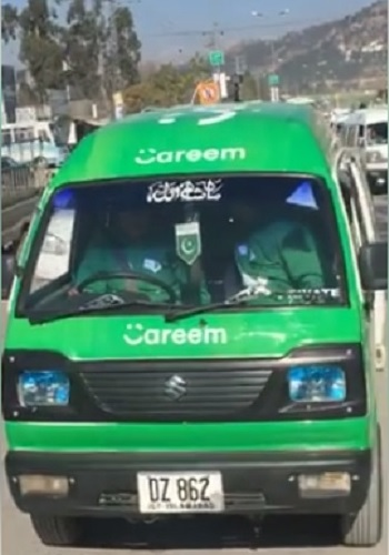 Careem Carry Dabba Service launched in Abbottabad