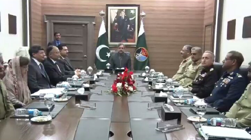 National Command Authority (NCA) of Pakistan expresses full confidence to respond any form of aggression