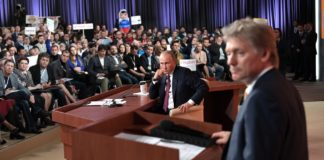 Putin worries over presence of terrorists on Afghan-Central Asian borders