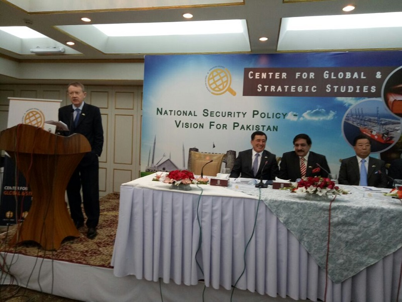 Pakistan falls victim to terrorism after becoming USA ally: Nasir Janjua