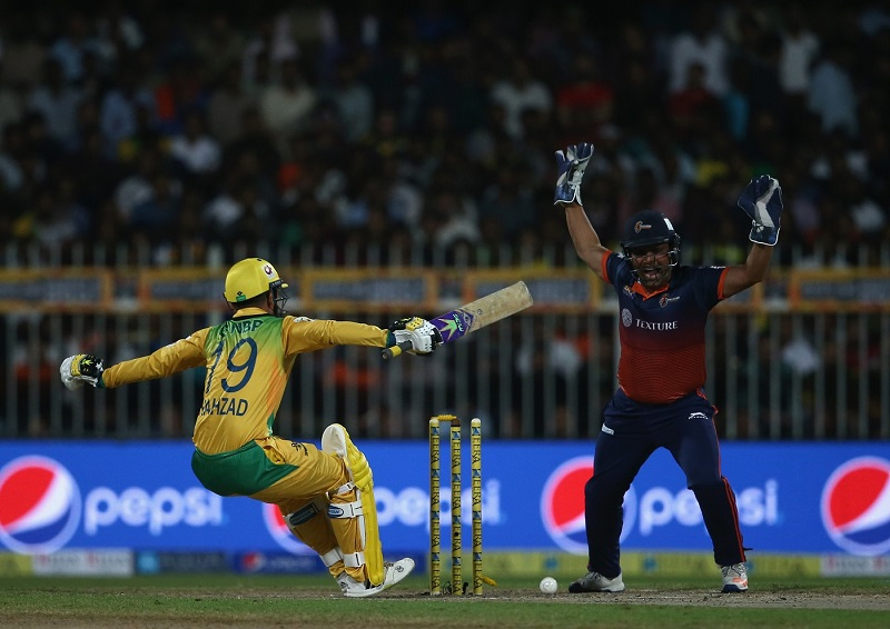 T10 Cricket League 2017 Live Streaming