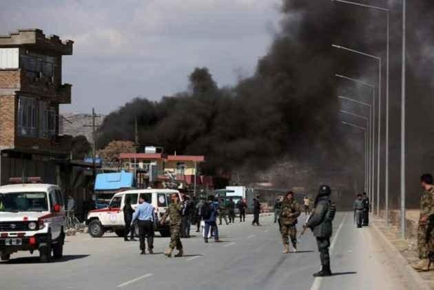 Tebyan Cultural Center Kabul attacked
