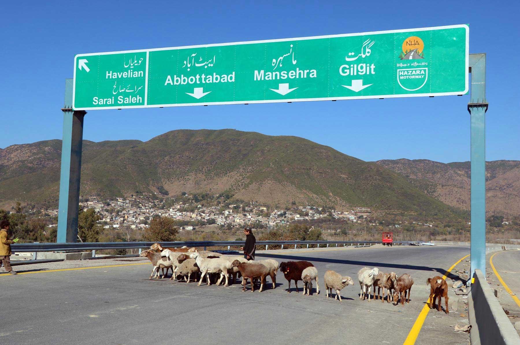 burhan shah maqsood interchange