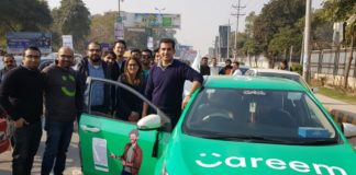 Careem launches its operations in Sargodha