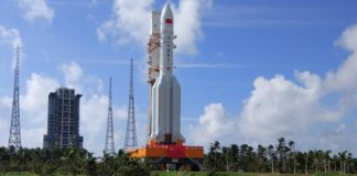 China plans to launch 40 rockets including Changzhen-5 in 2018