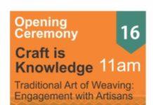 Craft is knowledge programme to start at Lok Virsa on Jan 15