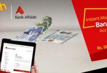 JazzCash, Bank Alfalah securing funds transfer across Pakistan