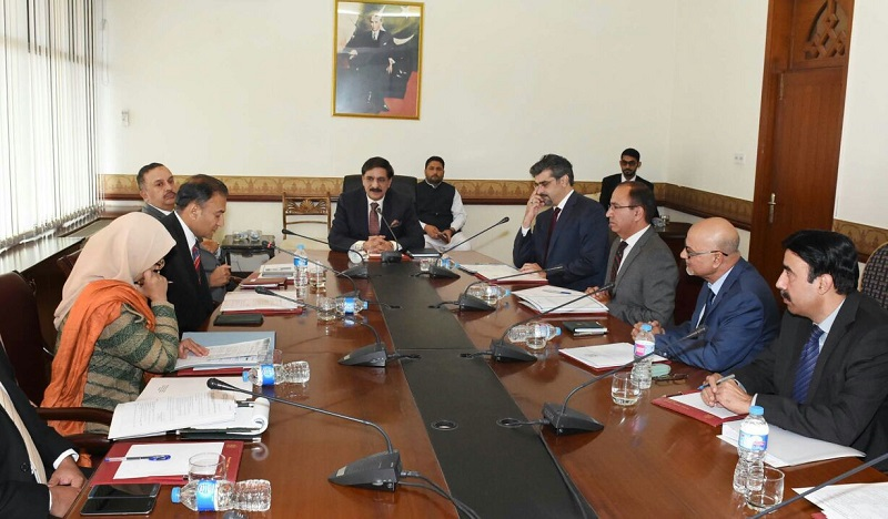 Lt General (retd) Nasser Janjua chairs meeting for ensuring Pakistan's Cyber Security