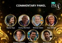Australian Michael Slater and Damien Fleming join PSL 2018 Commentary Panel