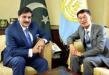 Pakistan considers China as most reliable friend, partner: Nasser Janjua