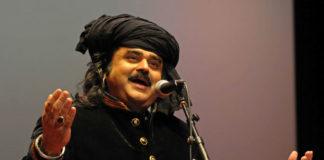 Arif Lohar enthralls audience at Cultural Festival