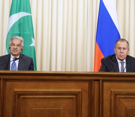 Russia, Pakistan show concern over spread of Islamic State in Afghanistan and silence of US