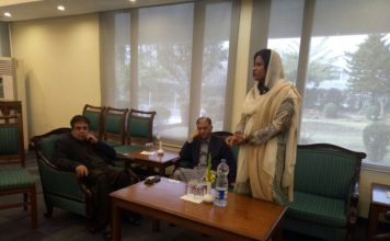 PPP strongly believes in proactive, independent media: Nafisa Shah