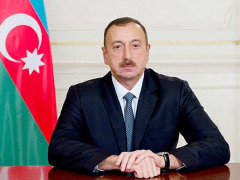 Azerbaijan's Aliyev calls for snap presidential election