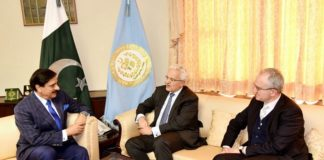 Pakistan wants to work in cooperative framework for regional peace: Nasser Janjua