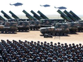 West worries over modernization of the armed forces of China
