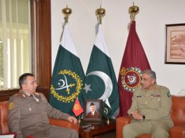 Pakistan-Kyrgyzstan Military Chiefs discuss defence cooperation